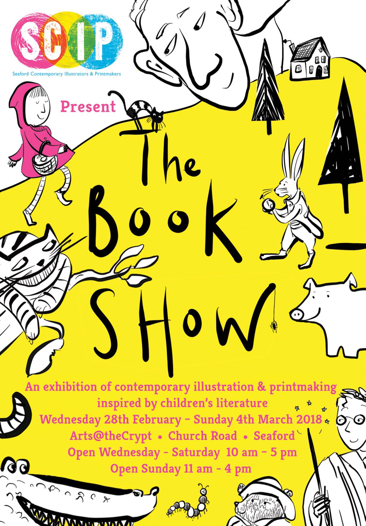 bookshow flyer