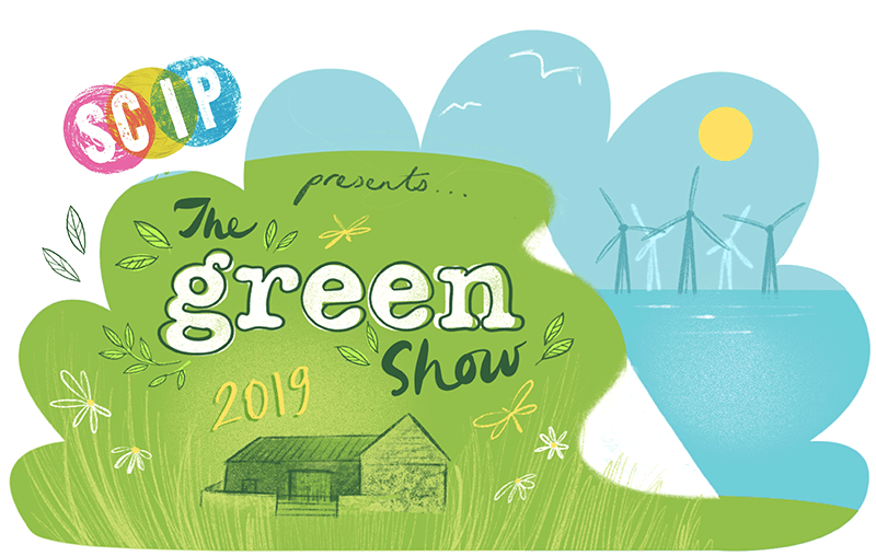 greenshow with scip logo web